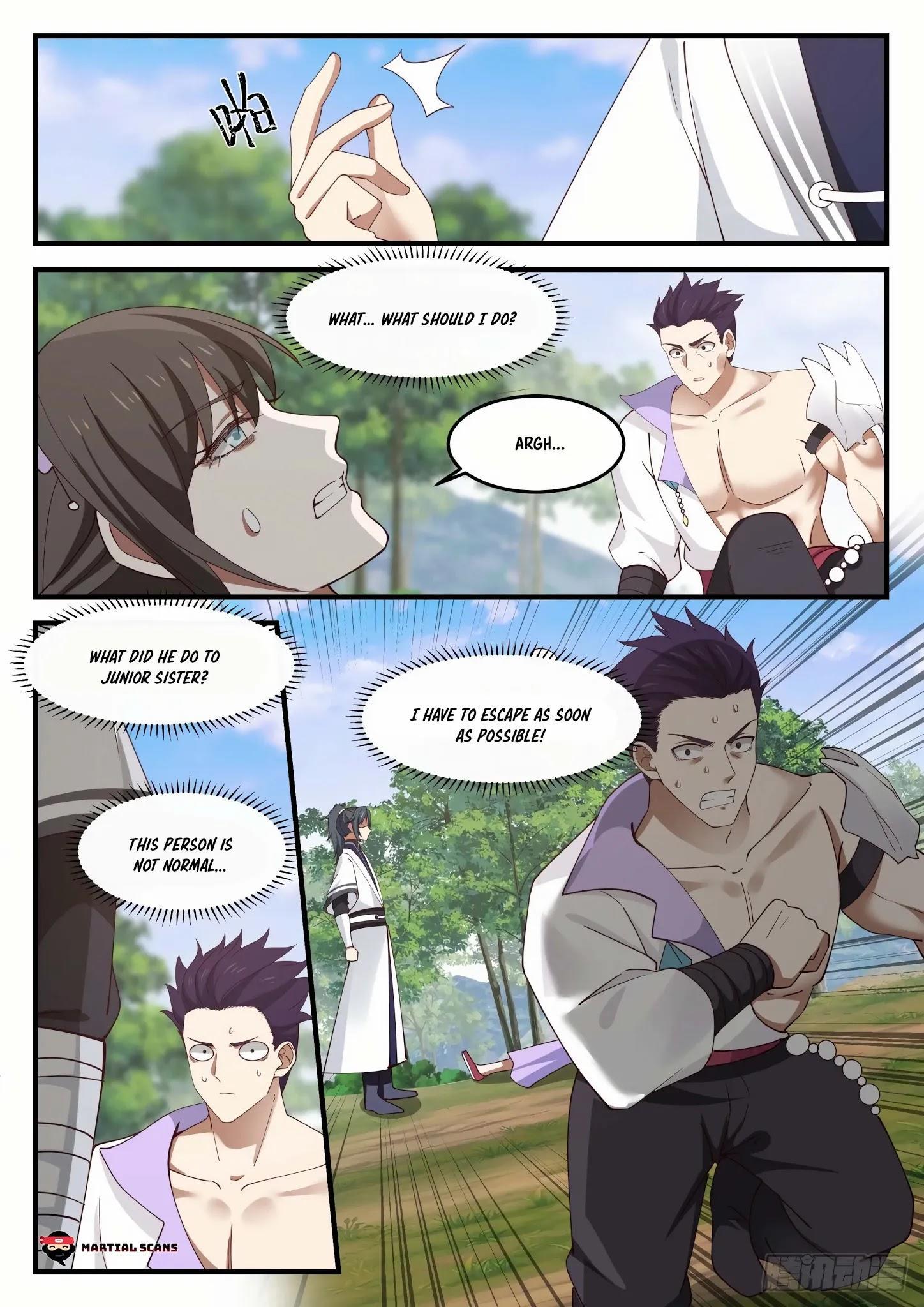 Martial Peak Chapter 1188: Blossoming Lotus page 13 - Mangakakalots.com