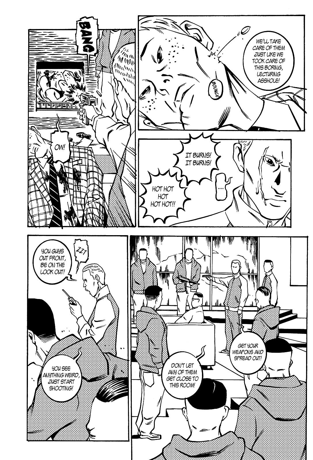 Deathco Vol.1 Chapter 2 : Reapers 2 page 8 - Mangakakalots.com