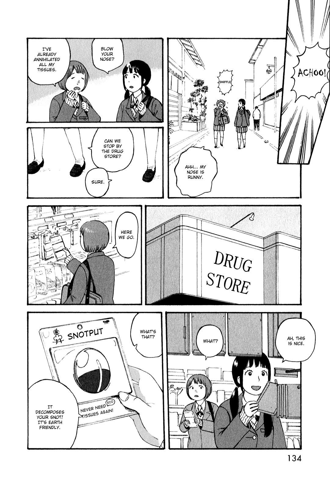 Dainana Joshikai Houkou Chapter 52: Trash Jewel / The Difference page 2 - Mangakakalots.com