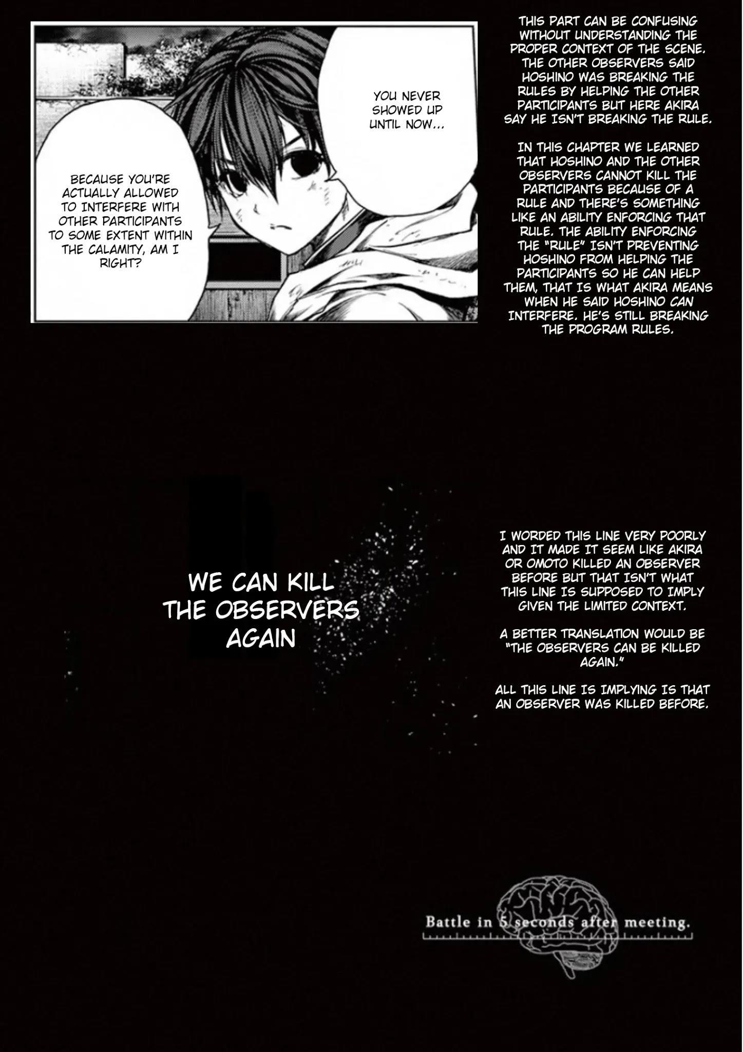 Deatte 5 Byou De Battle Chapter 128: Two Billion Light-Years Of Solitude page 18 - Mangakakalots.com