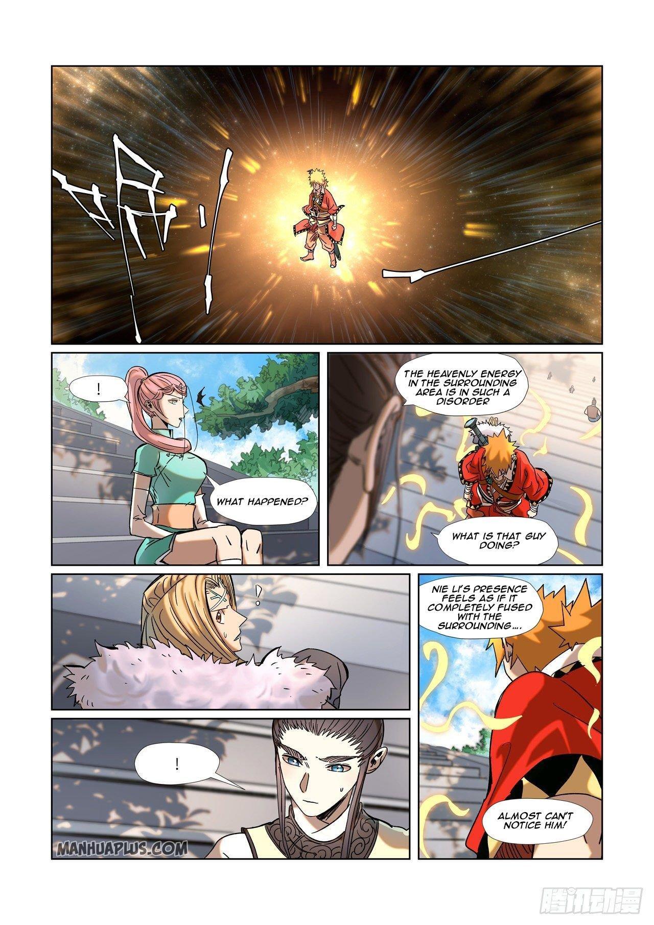 Tales Of Demons And Gods Chapter 314.5 page 2 - Mangakakalots.com
