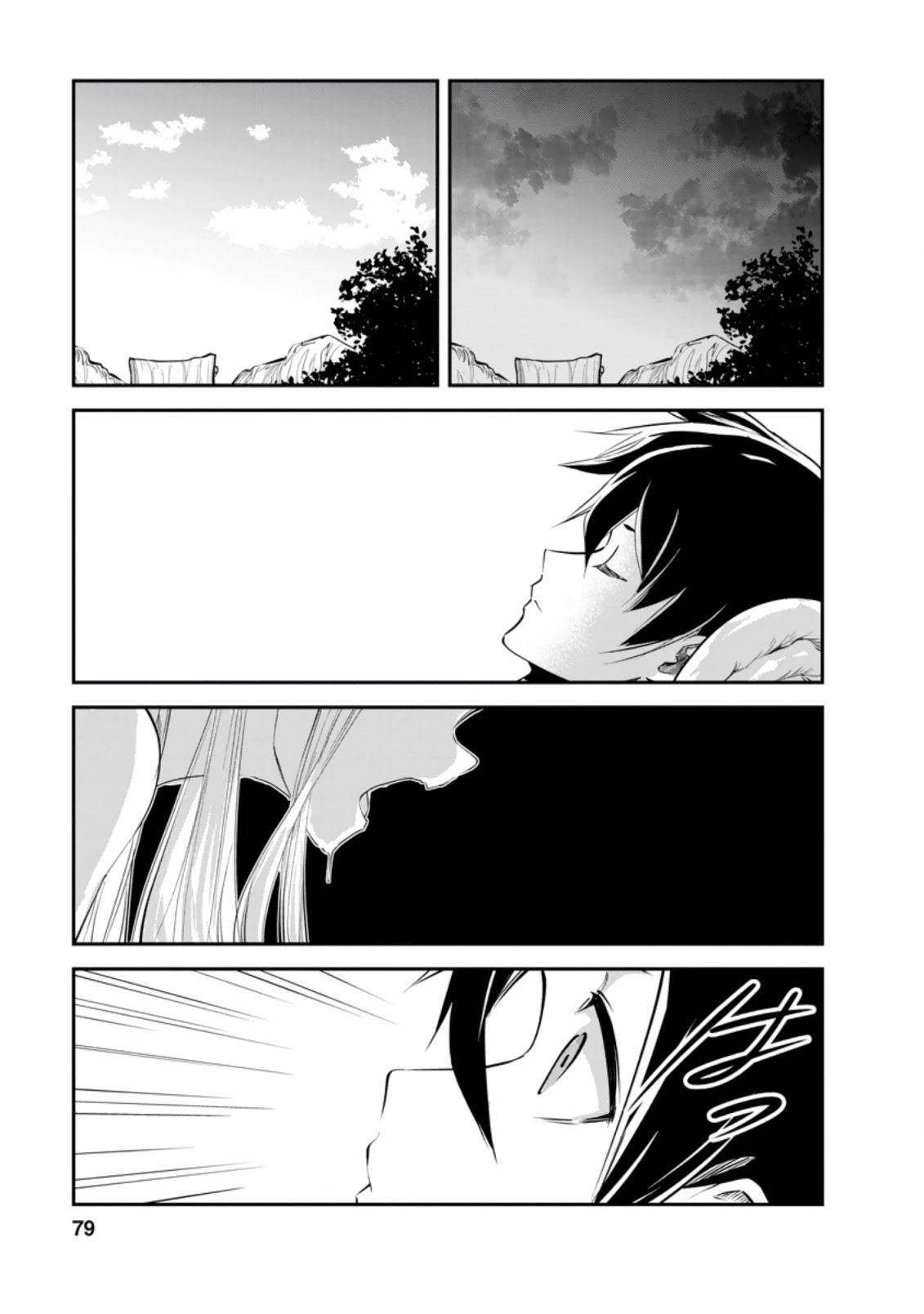 Monster No Goshujin-Sama (Novel) Chapter 38.1 page 8 - Mangakakalots.com