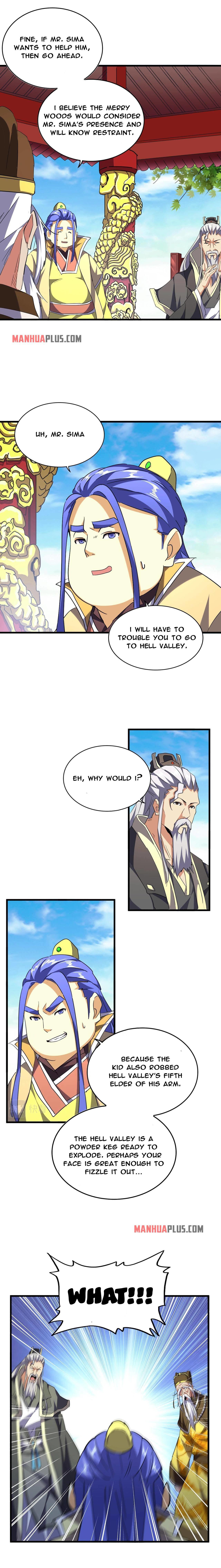 Magic Emperor Chapter 207 page 2 - Mangakakalots.com