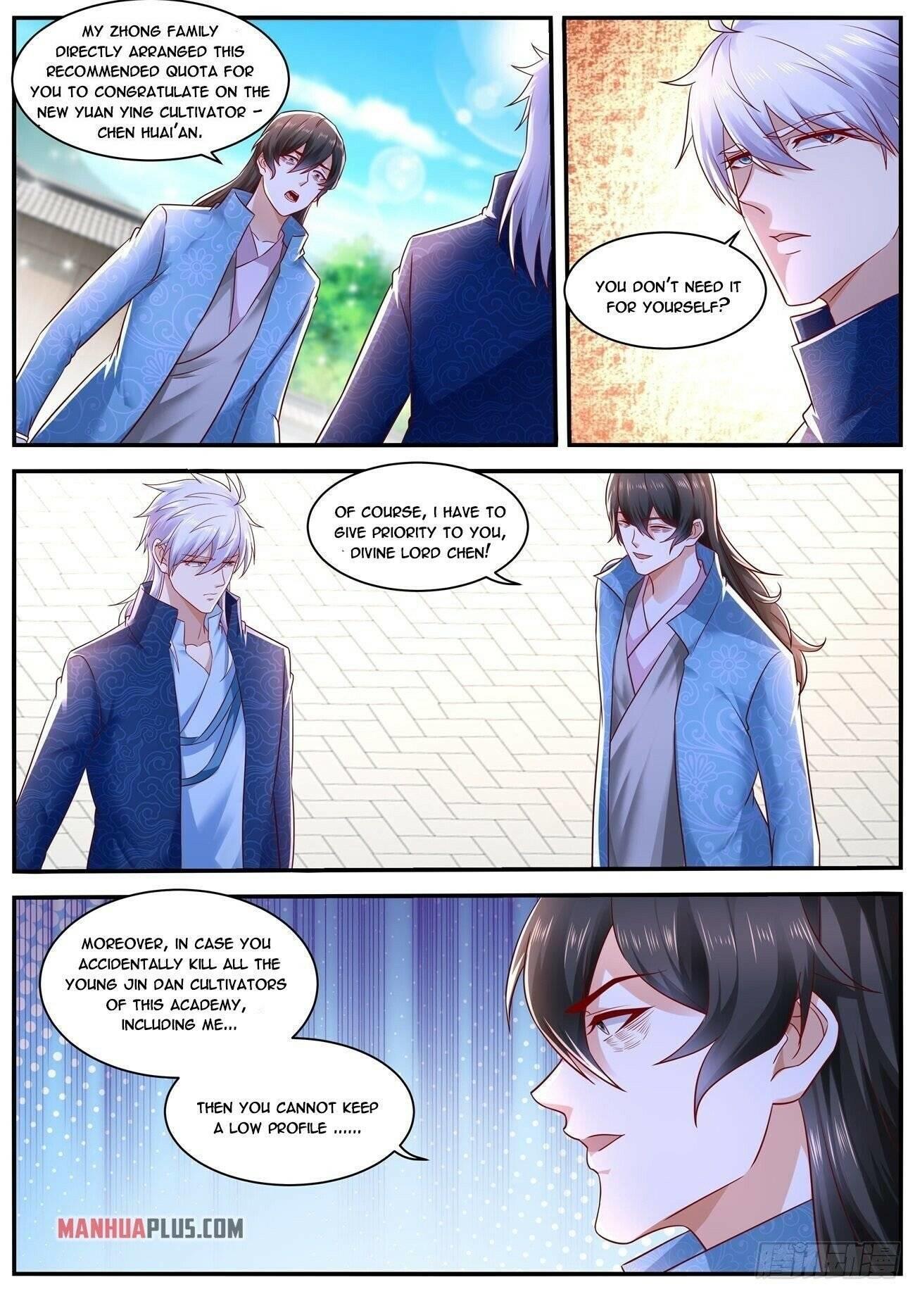 Rebirth Of The Urban Immortal Cultivator Chapter 656 page 2 - Mangakakalot