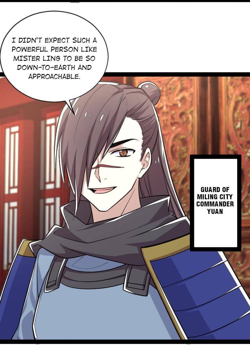 The Martial Emperor's Life After Seclusion Chapter 50: Stay, Accommodate, And A Comeback page 26 - Mangakakalots.com