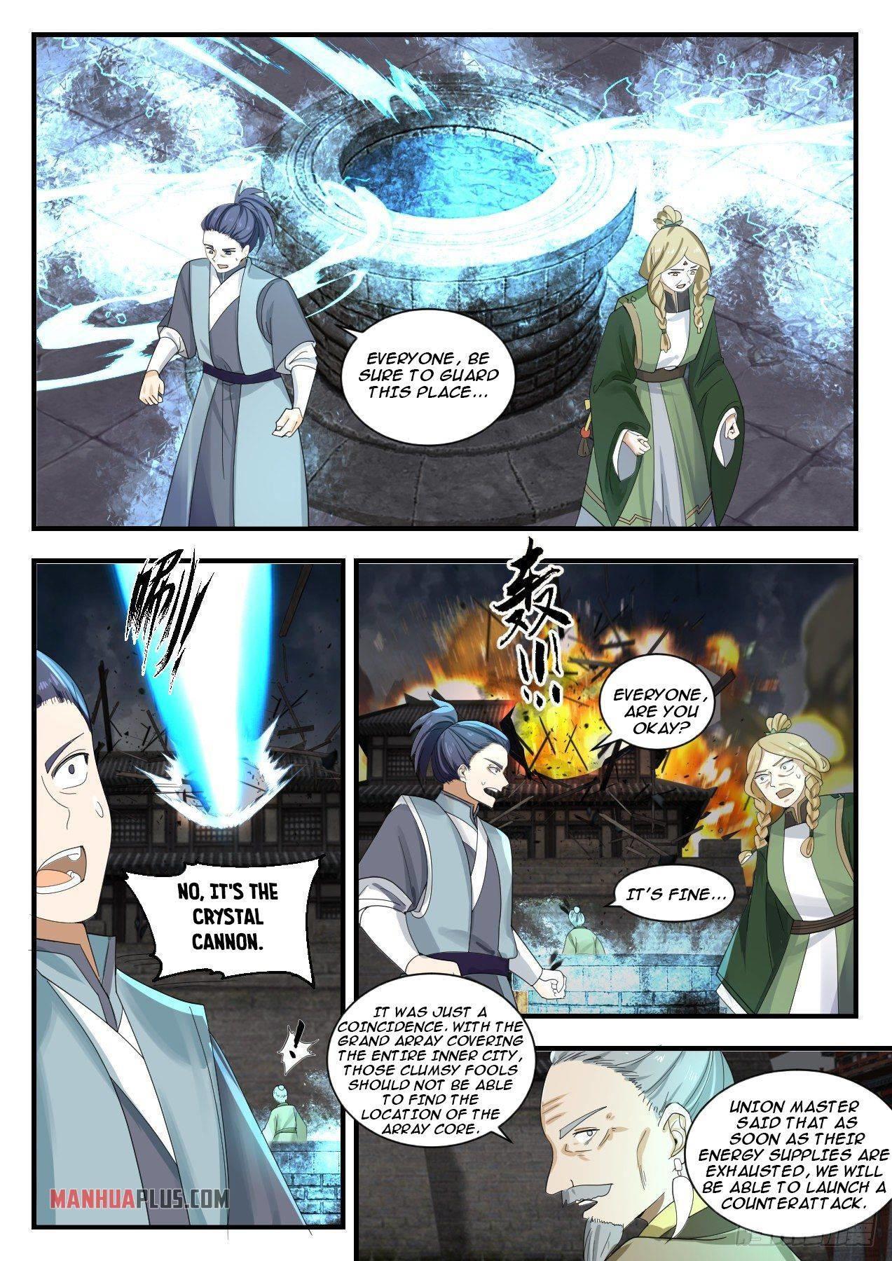 Martial Peak Chapter 1346 page 9 - Mangakakalots.com