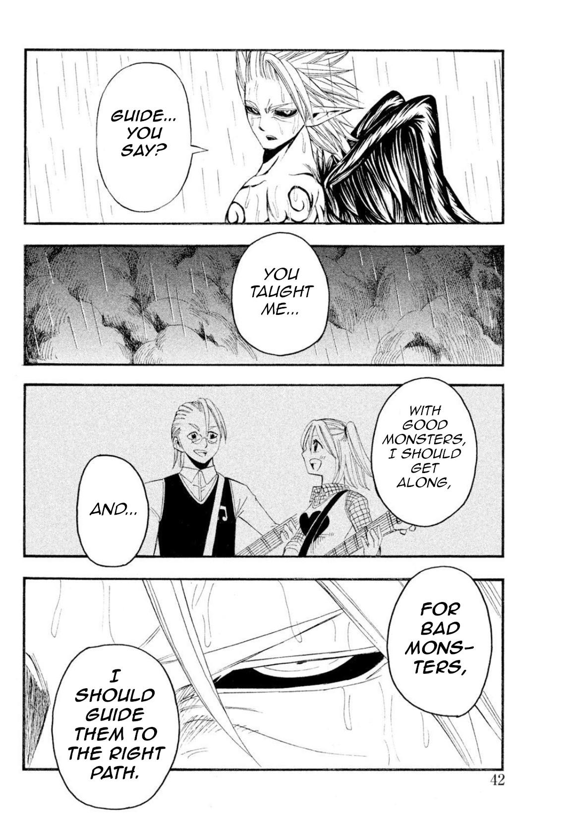 Buster Keel! Chapter 44: Shadowy Soloist (Part 2) page 42 - Mangakakalots.com