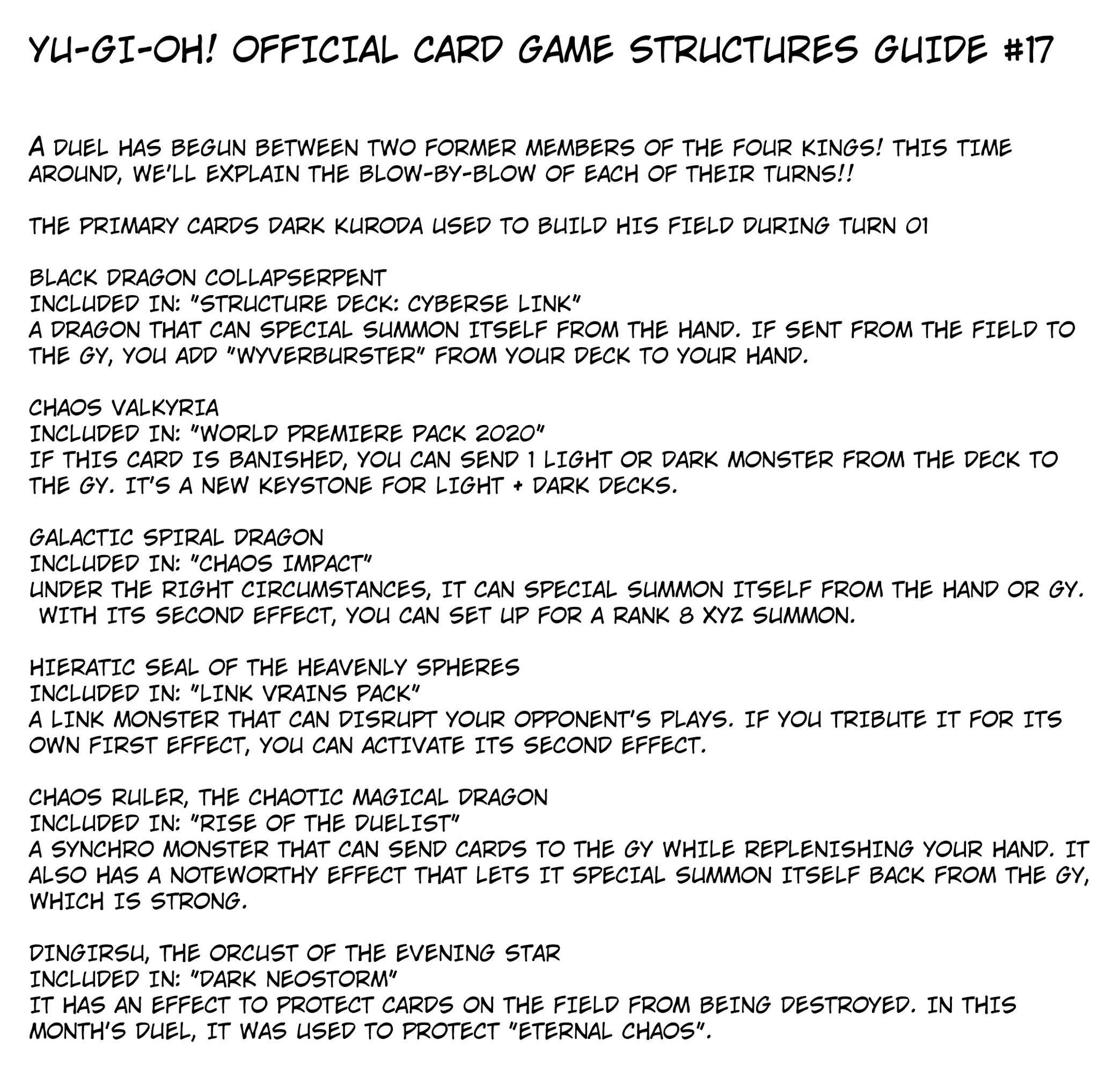Yu-Gi-Oh! Ocg Structures Chapter 17: Weakest Vs Strongest page 27 - Mangakakalots.com