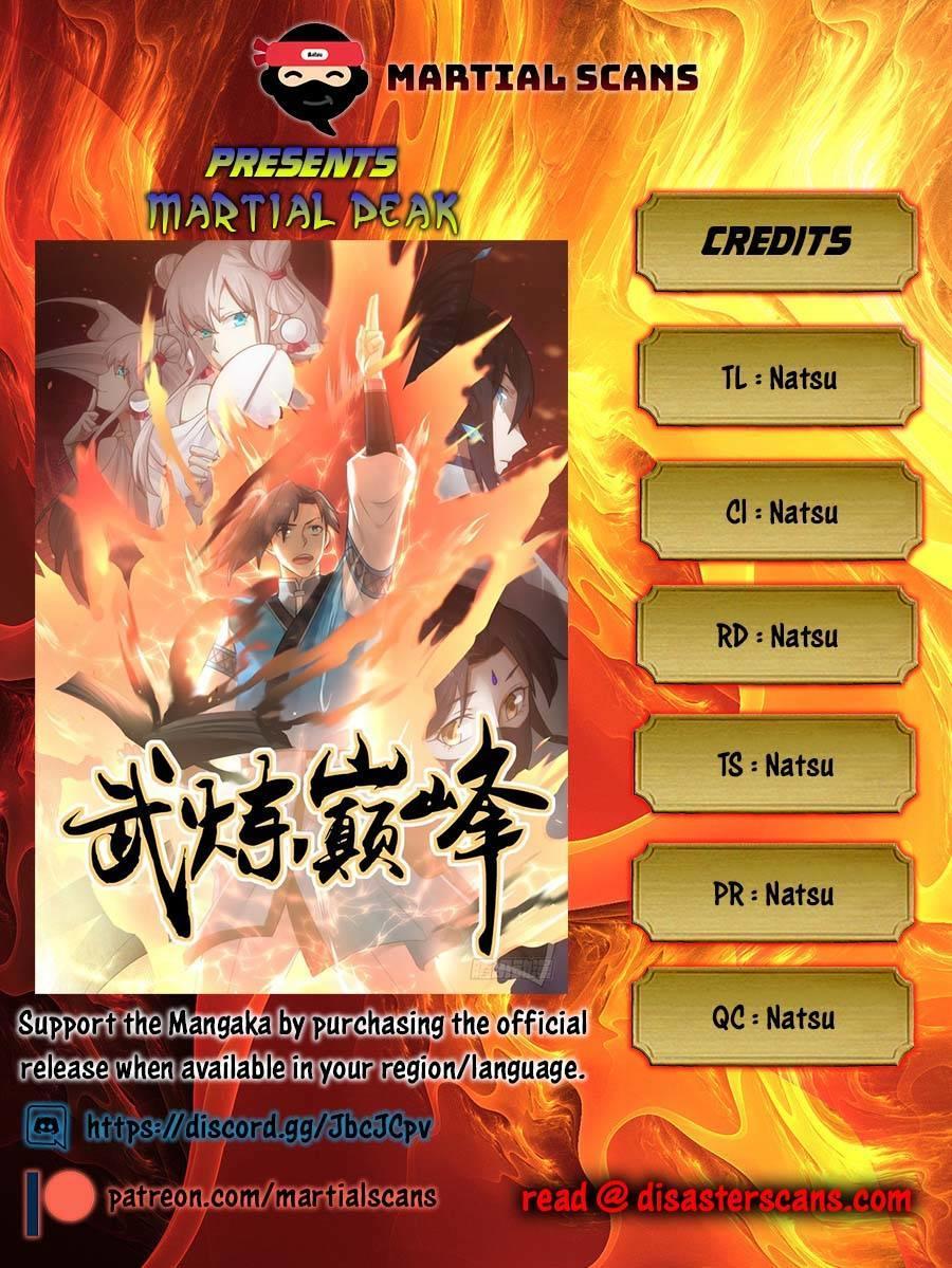 Martial Peak Chapter 1149 page 1 - Mangakakalots.com
