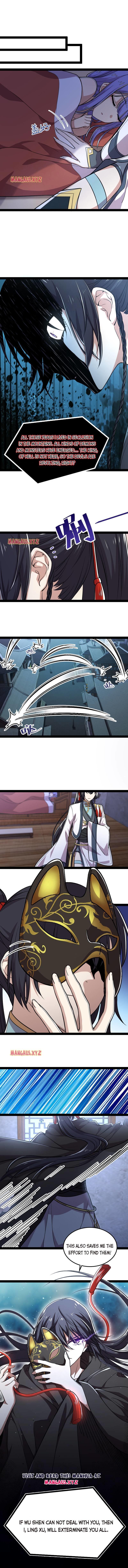 Life Of A War Emperor After Retirement Chapter 32 page 7 - Mangakakalots.com