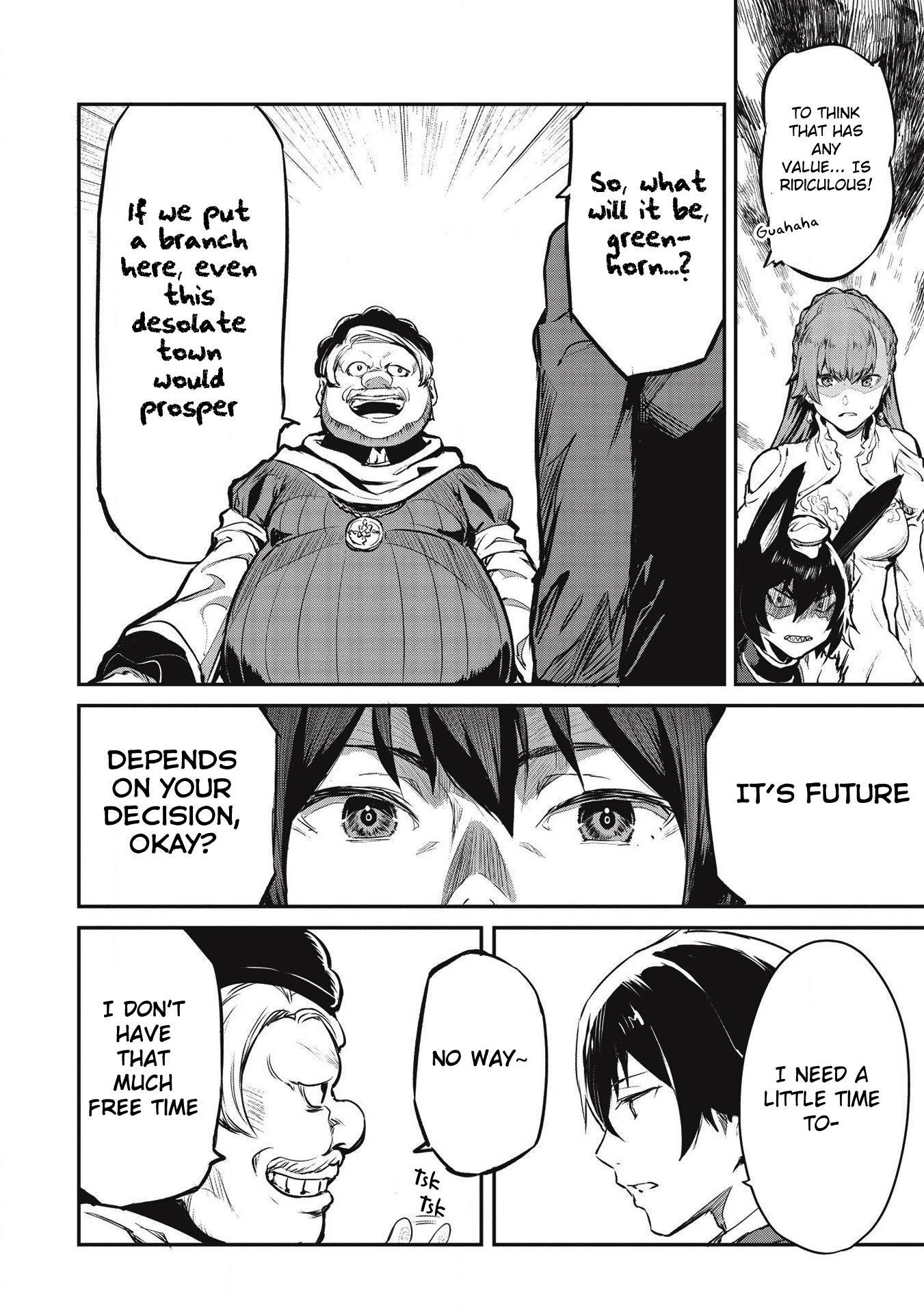 Itsudemo Jitaku Ni Kaerareru Ore Wa, Isekai De Gyoushounin O Hajimemashita Chapter 15 page 21 - Mangakakalots.com