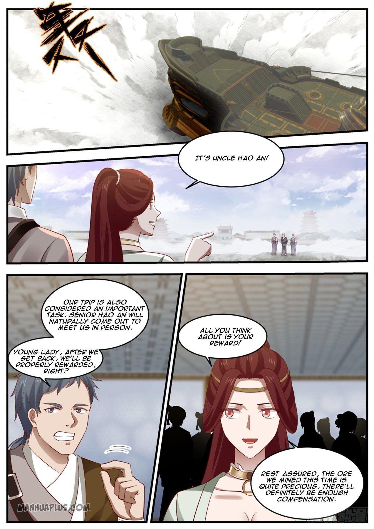 Martial Peak Chapter 986 page 1 - Mangakakalots.com