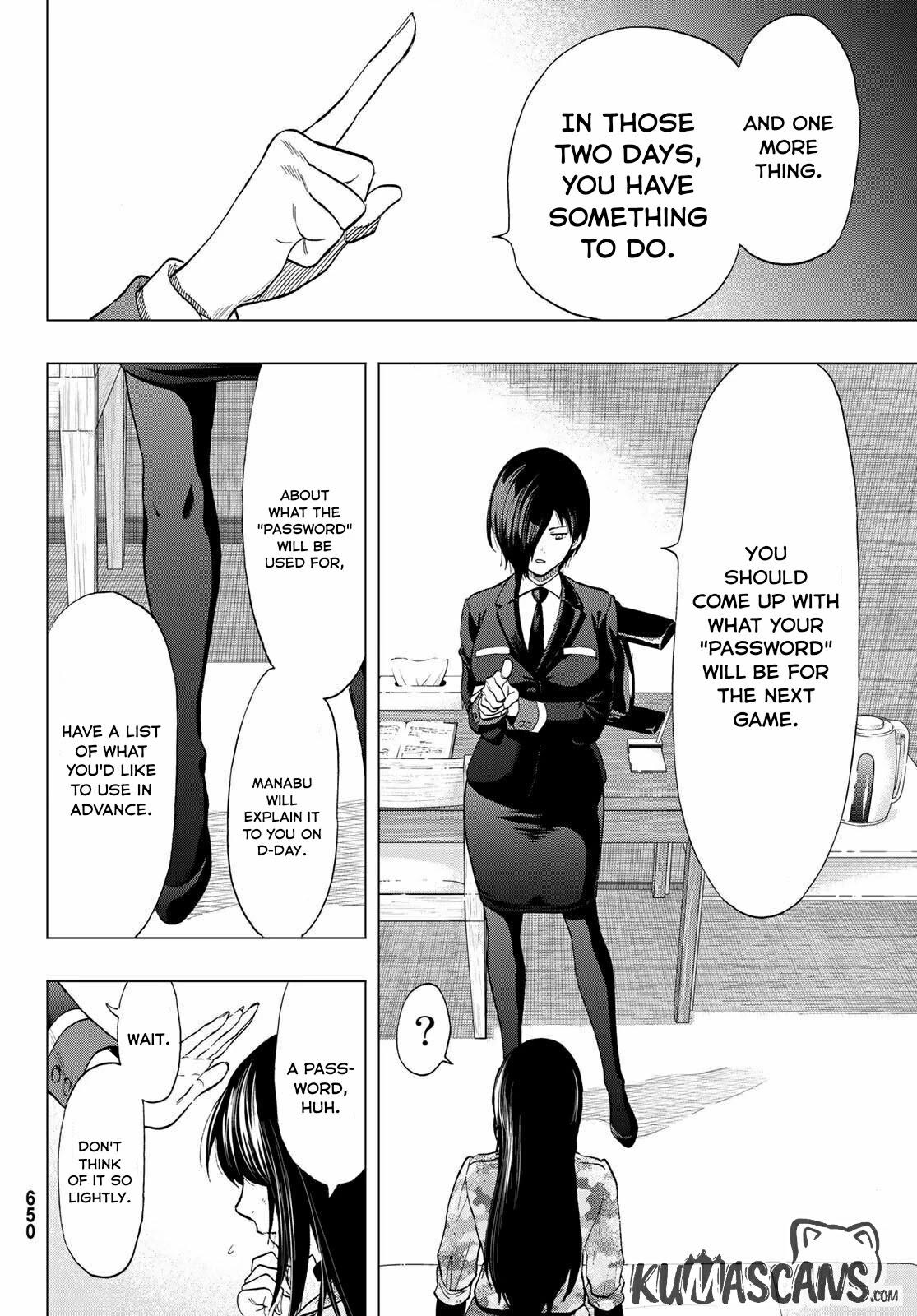 Tomodachi Game Chapter 87 page 23 - Mangakakalots.com