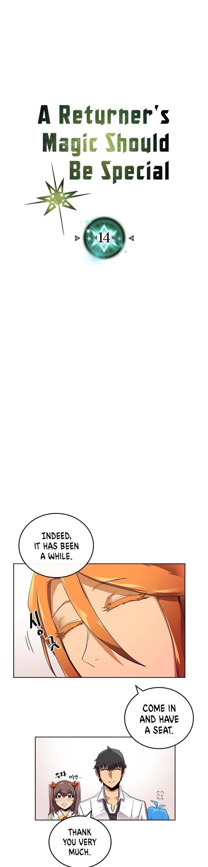 A Returner's Magic Should Be Special Chapter 14 page 5 - Mangakakalots.com