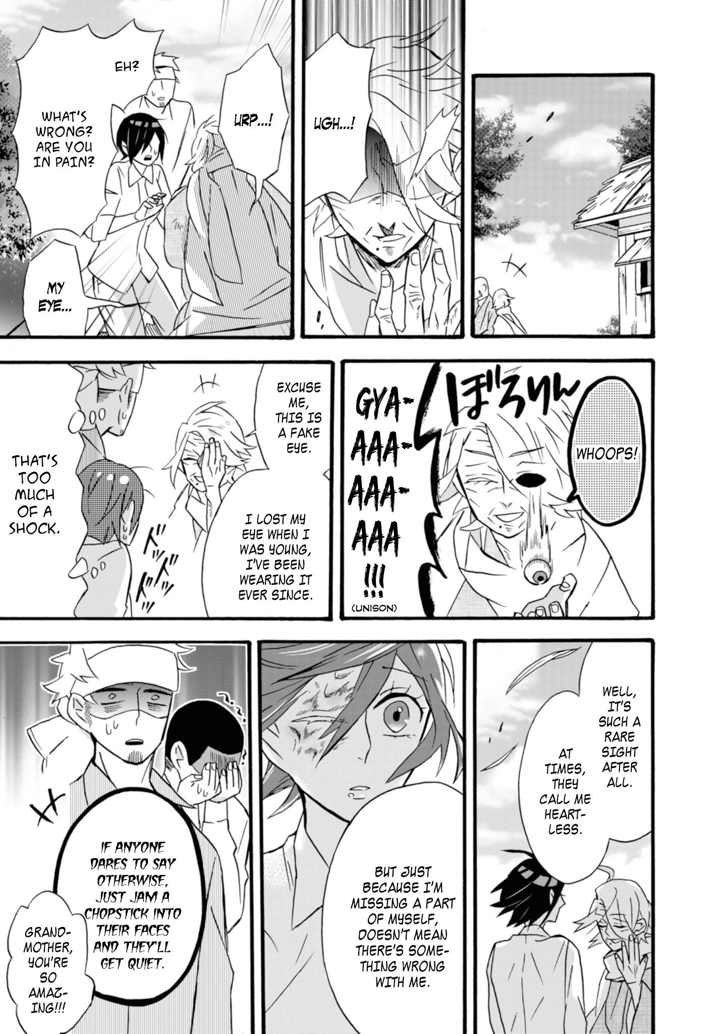 Will You Marry Me Again If You Are Reborn? Vol.3 Chapter 14: Life Is... page 20 - Mangakakalots.com
