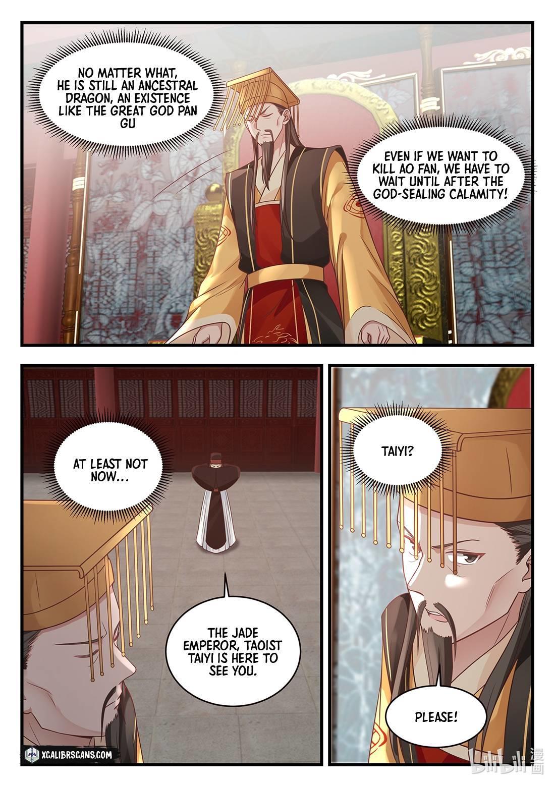 Dragon Throne Chapter 30 page 4 - Mangakakalots.com