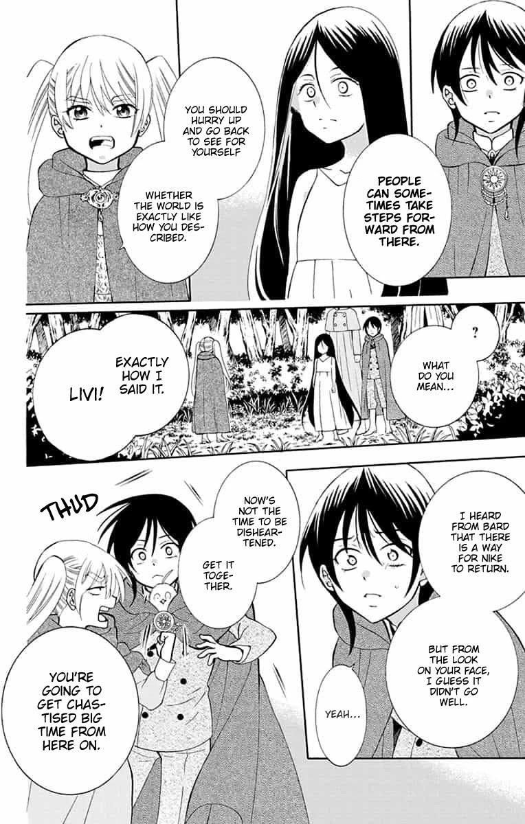 Soredemo Sekai Wa Utsukushii Chapter 142 page 11 - Mangakakalots.com