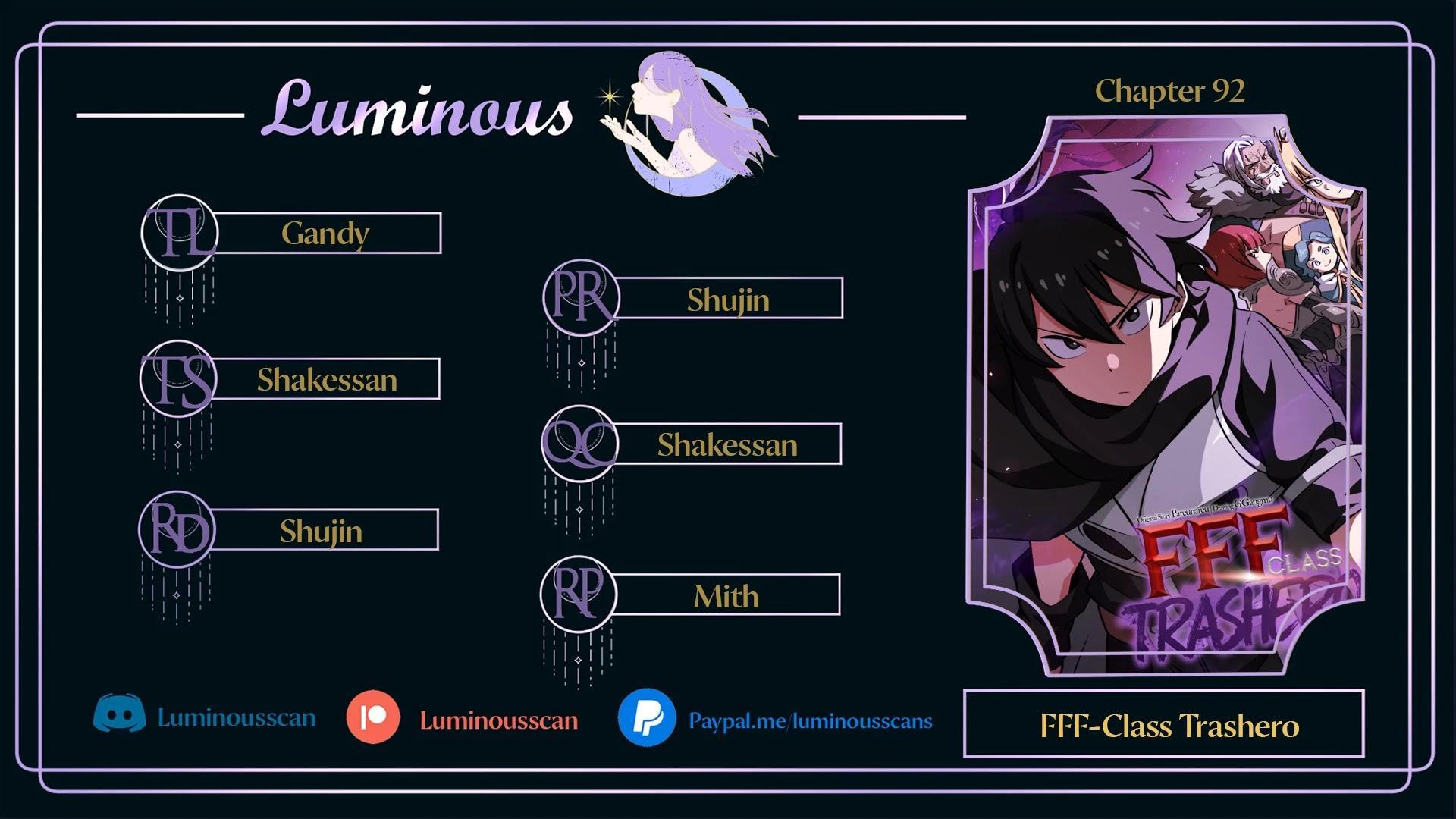 Fff-Class Trashero Chapter 92 page 1 - Mangakakalots.com