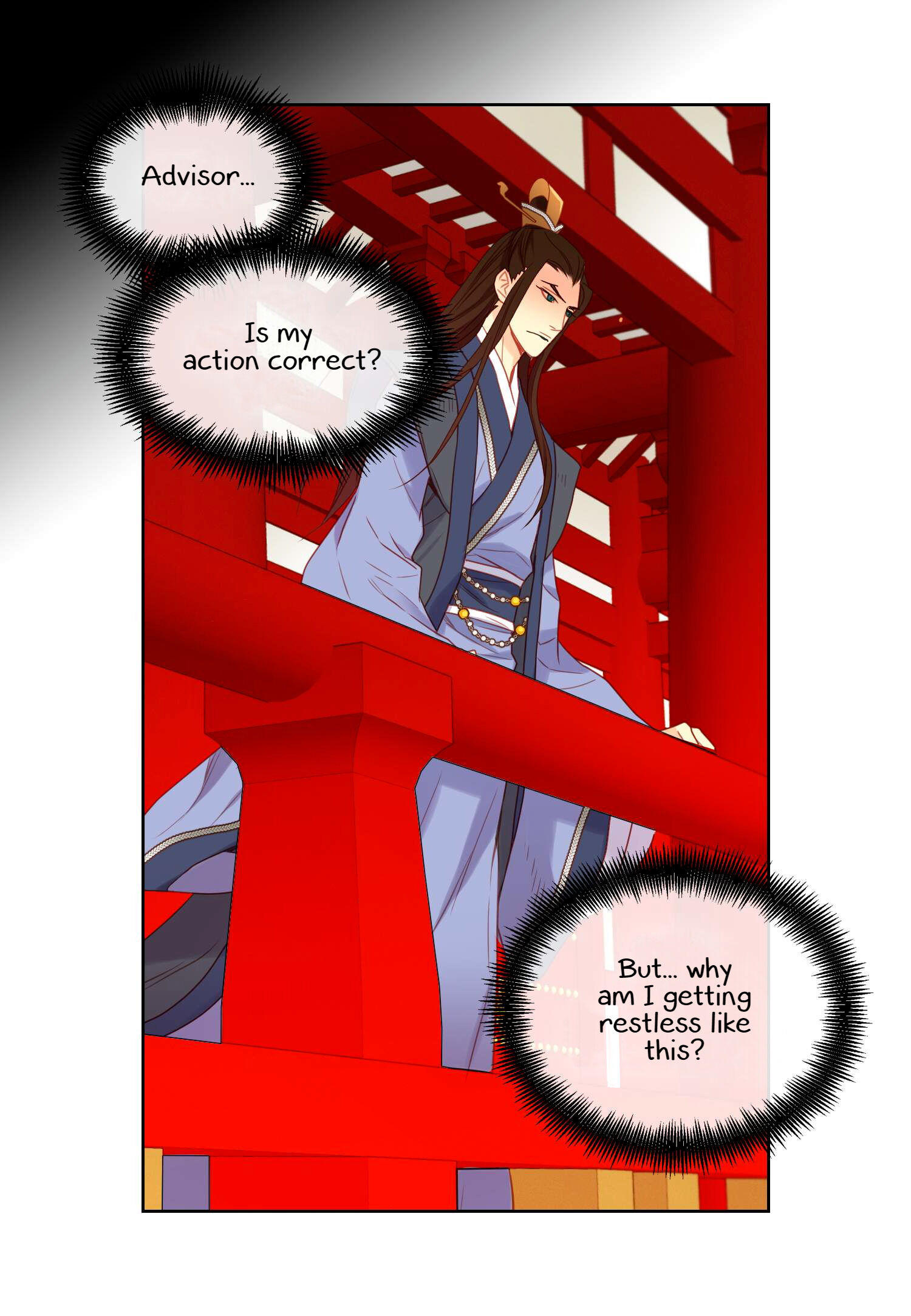 The Wicked Queen Chapter 58 page 39 - Mangakakalots.com