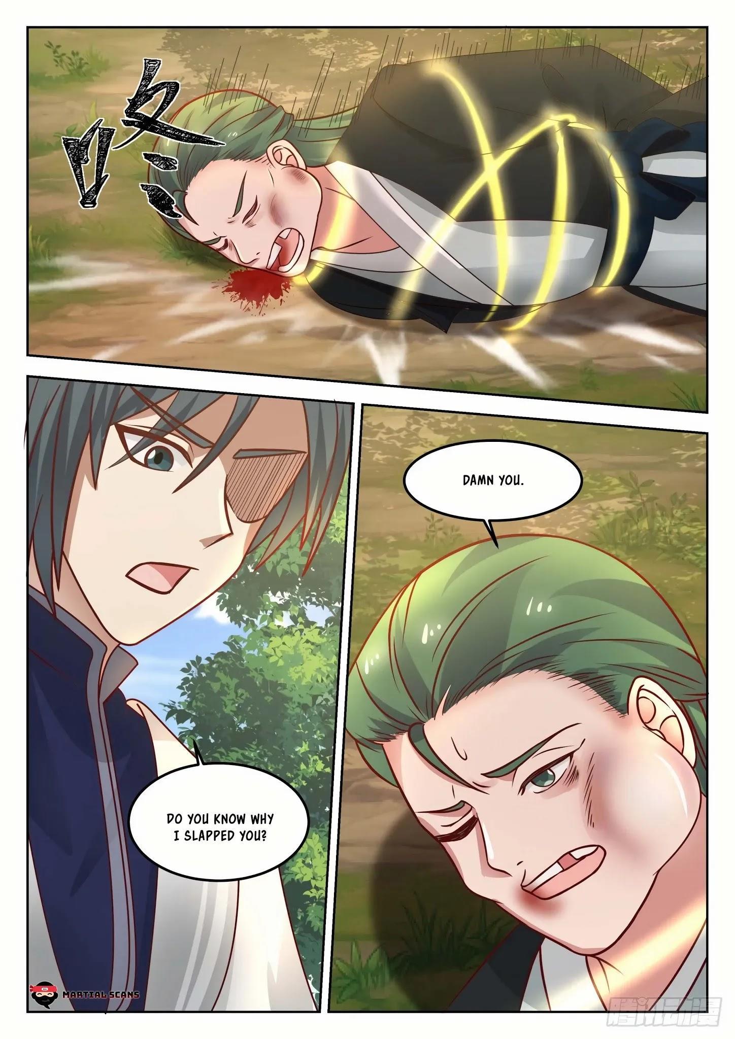 Martial Peak Chapter 1263: Had Eyes But Failed To See page 8 - Mangakakalots.com