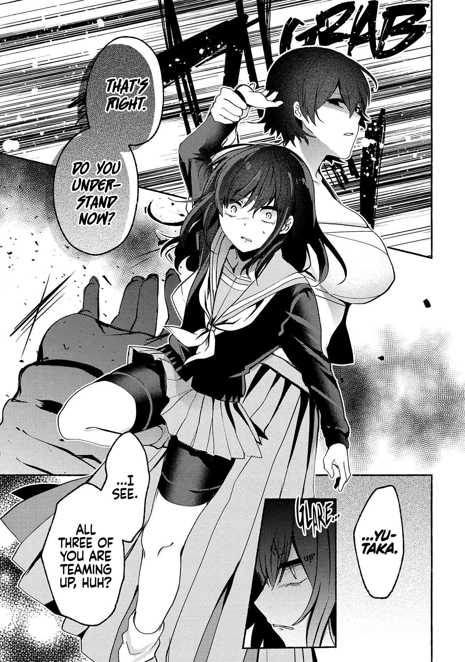 Pashiri Na Boku To Koi Suru Banchou-San Chapter 66 page 6 - Mangakakalots.com