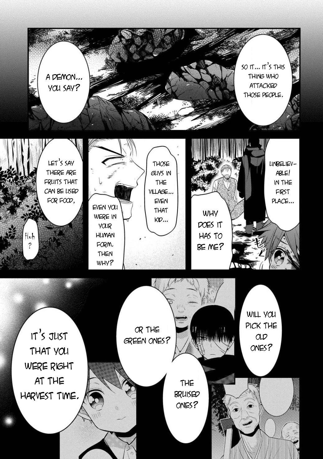 Mononobe Koshoten Kaikitan Chapter 5: Choice Of People page 36 - Mangakakalots.com