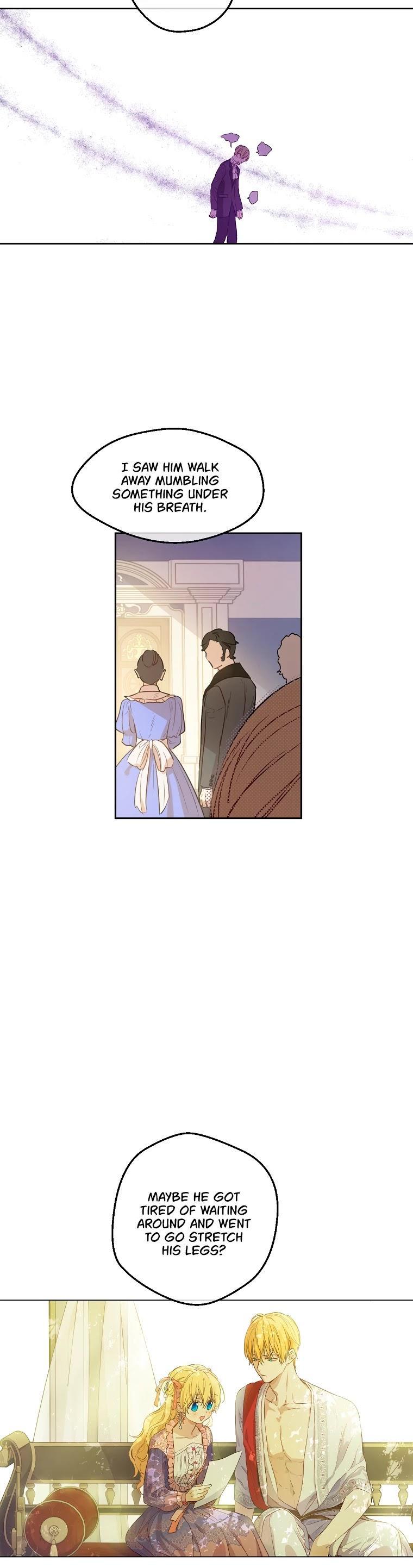 Who Made Me A Princess Chapter 108 page 3 - Mangakakalot