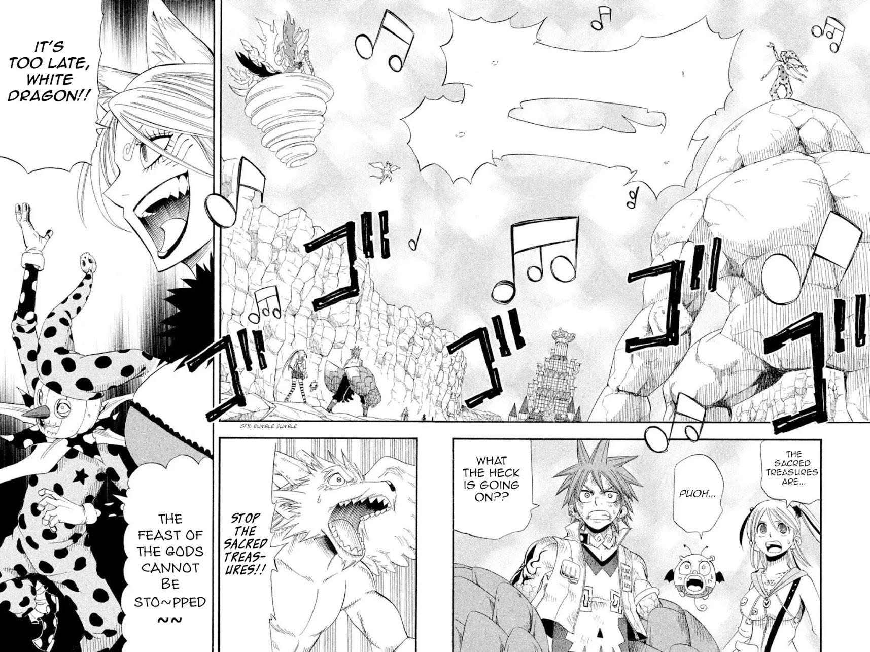 Buster Keel! Chapter 40: Feast Of God (Part 5) page 9 - Mangakakalots.com