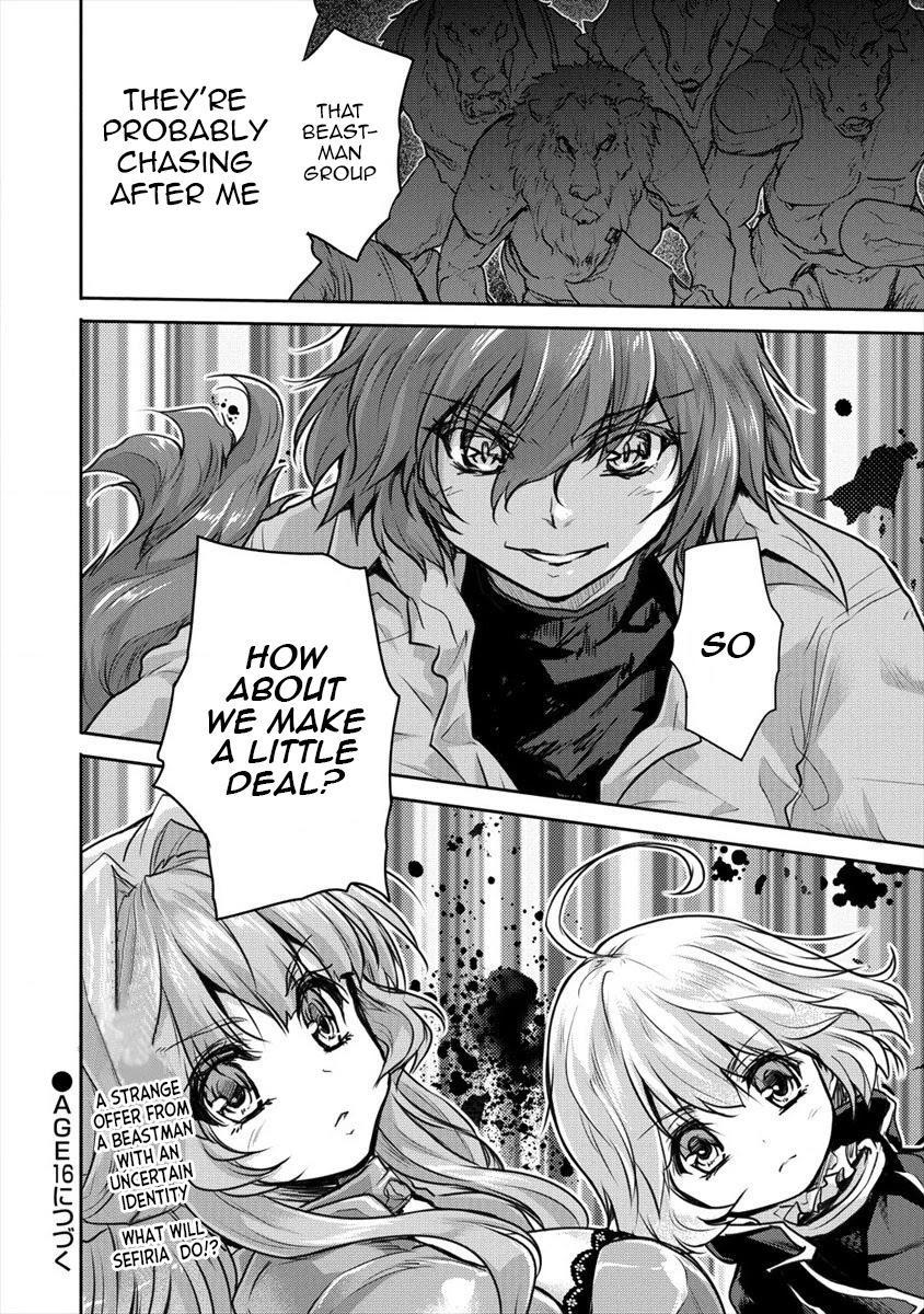 Gekokujyo Program By A Child Prodigy Sefiria Chapter 15 page 28 - Mangakakalots.com