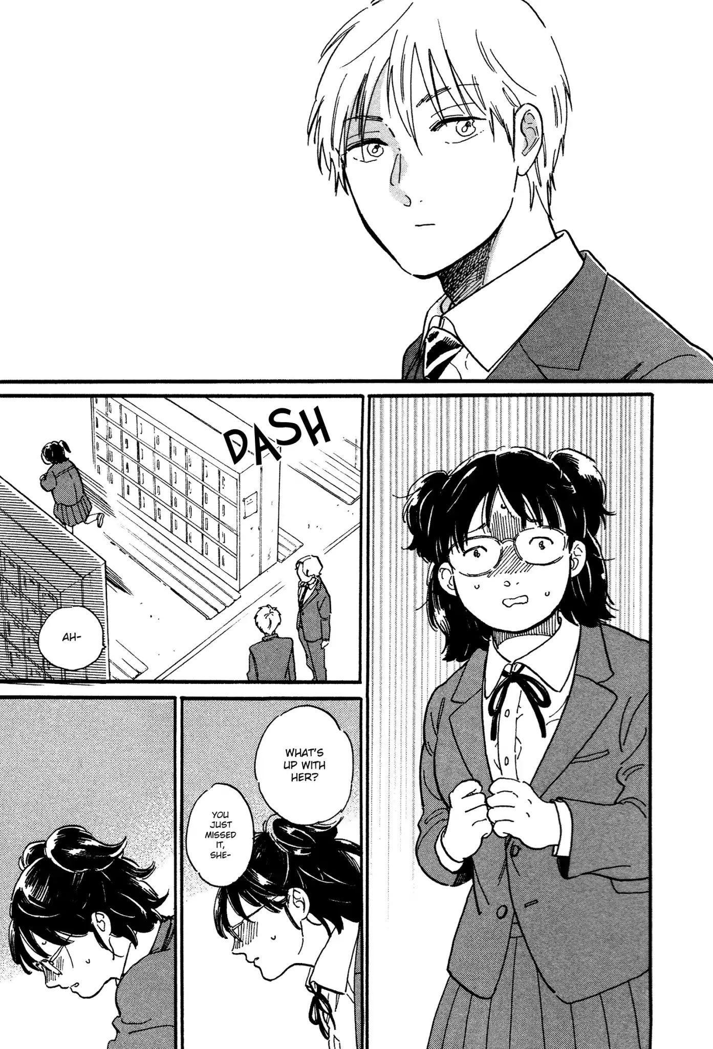 Stay Gold (Hideyoshico) Vol.2 Chapter 17 page 6 - Mangakakalots.com