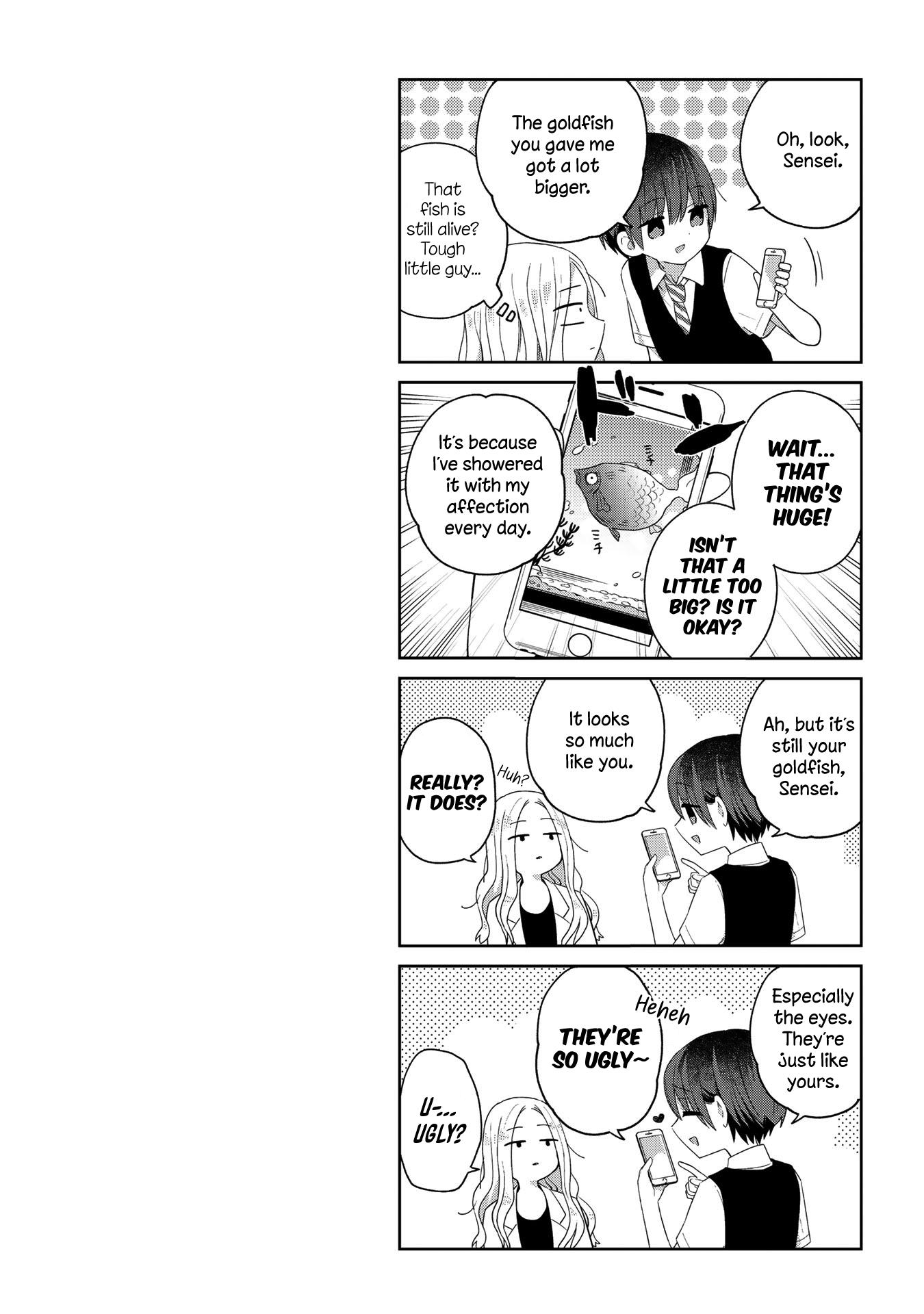 School Zone Vol.2 Chapter 30: ... Well, This Is An Infirmary. page 10 - Mangakakalots.com