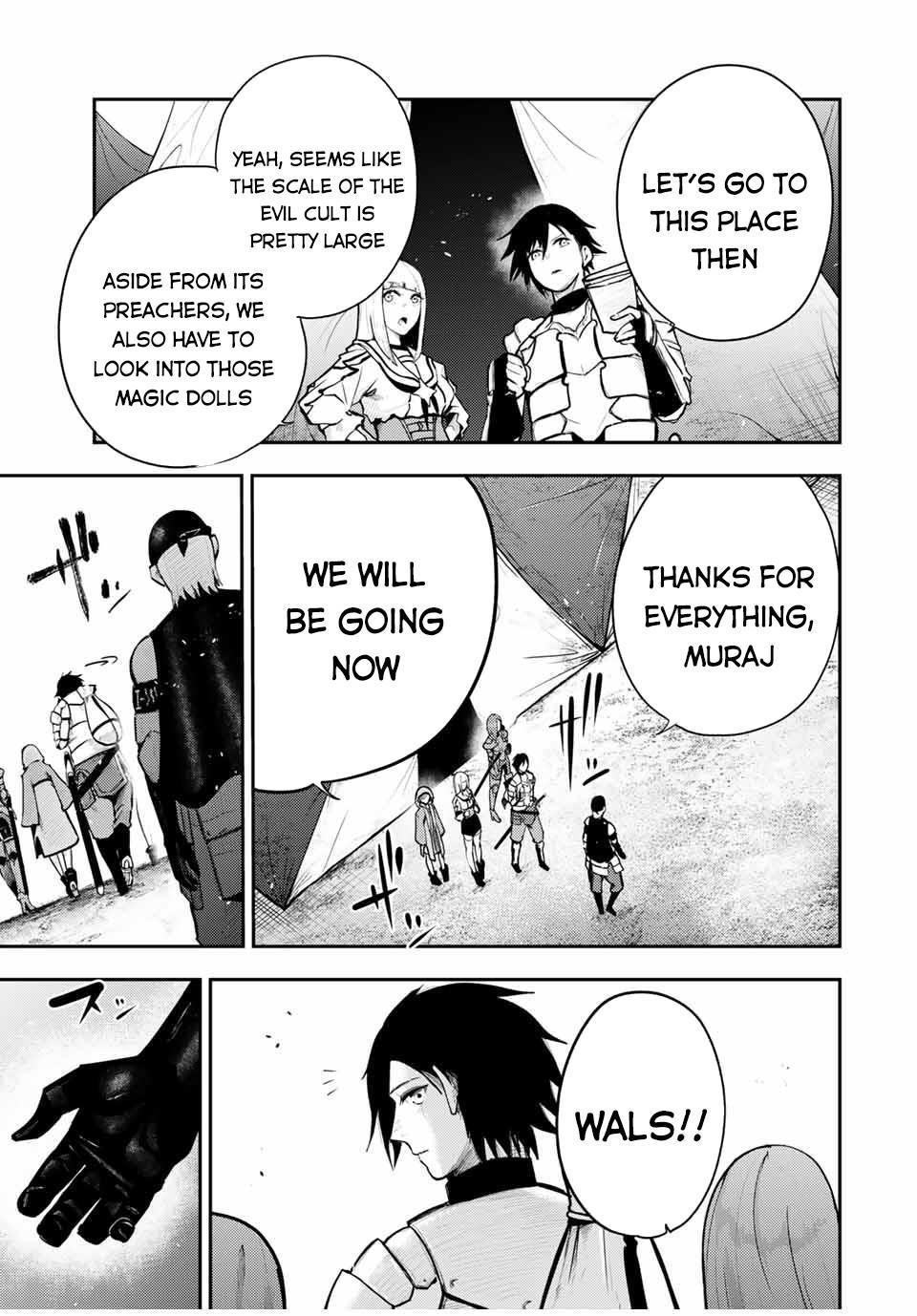Dorei Tensei: Sono Dorei, Saikyou No Moto Ouji Ni Tsuki Chapter 32 page 10 - Mangakakalots.com
