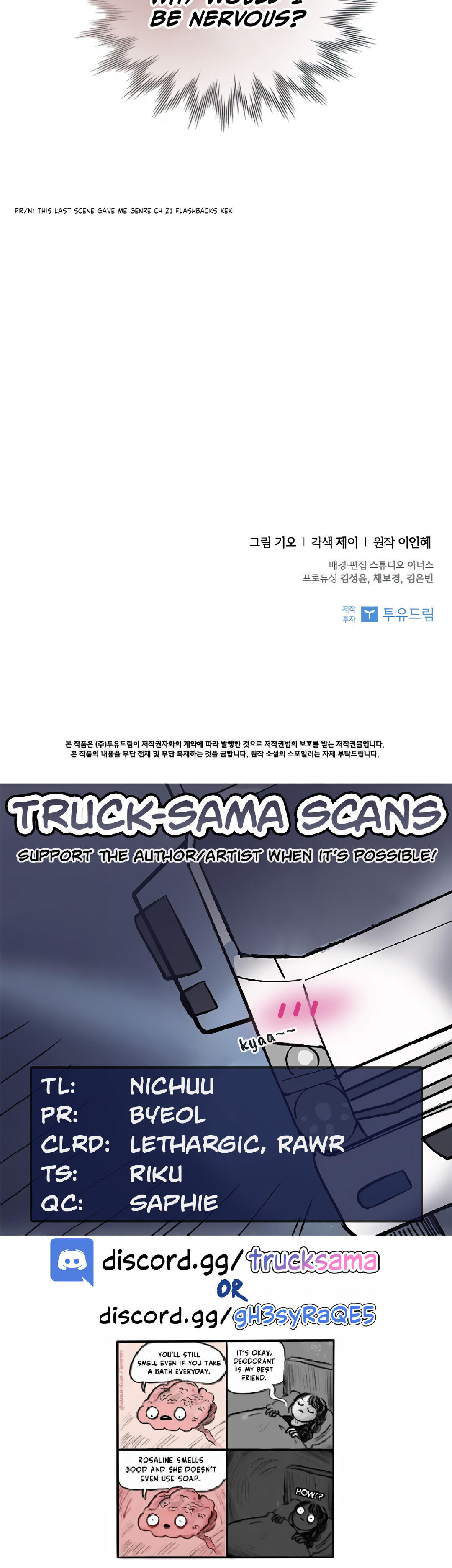 I Became The Tyrant'S Secretary Chapter 27 page 42 - Mangakakalots.com