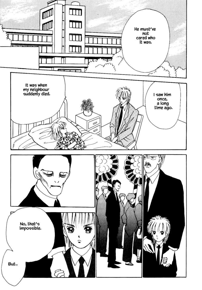 Shi To Kanojo To Boku Chapter 4 page 40 - Mangakakalots.com