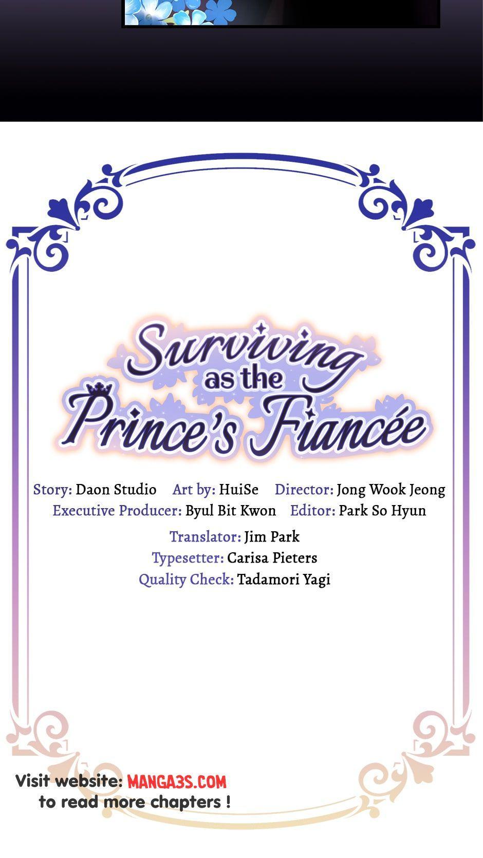 Surviving As The Prince's Fiancée Chapter 20 page 6 - Mangakakalots.com