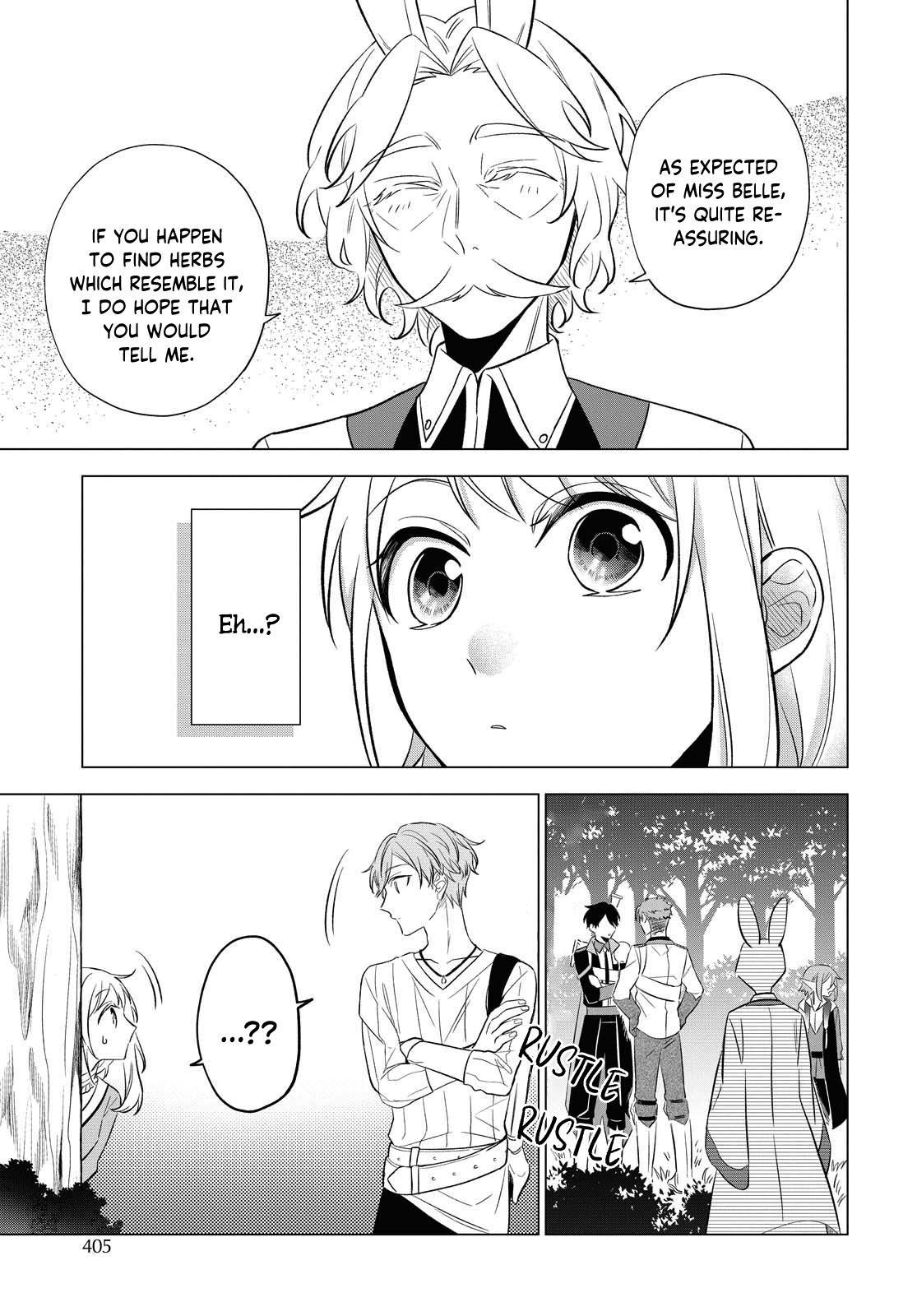 I Want To Become The Hero's Bride ( ̄∇ ̄)ゞ Chapter 9 page 26 - Mangakakalots.com