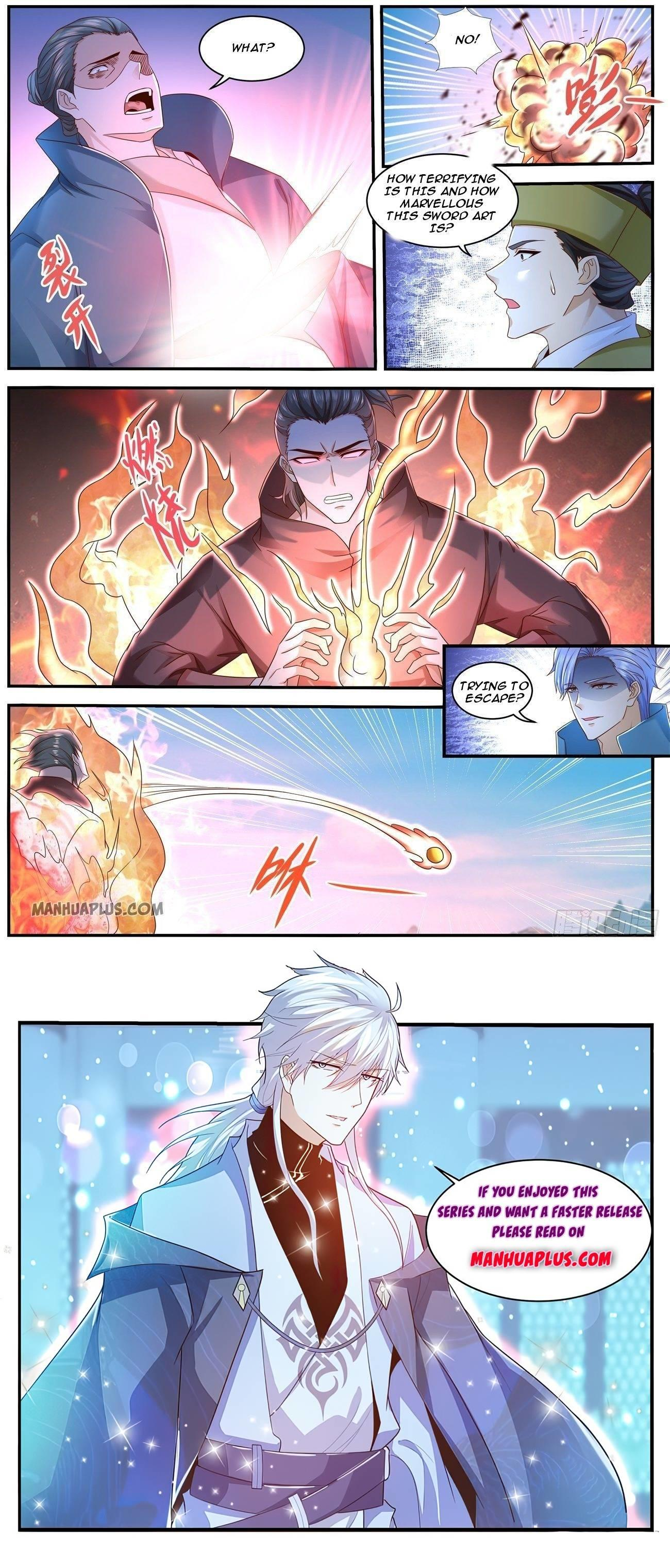Rebirth Of The Urban Immortal Cultivator Chapter 593 page 12 - Mangakakalots.com
