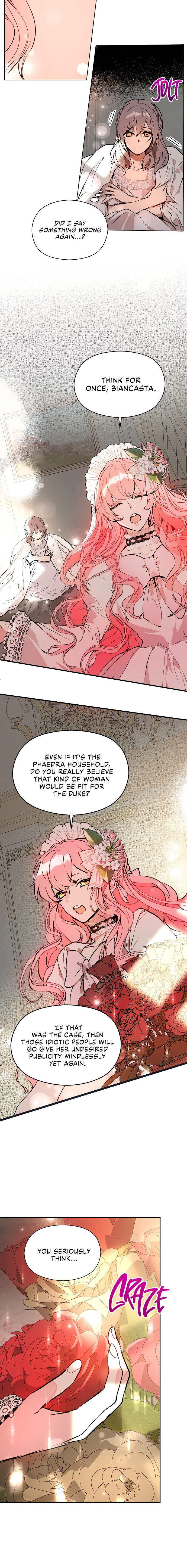 I Didn'T Mean To Seduce The Male Lead Chapter 22 page 8 - Mangakakalots.com