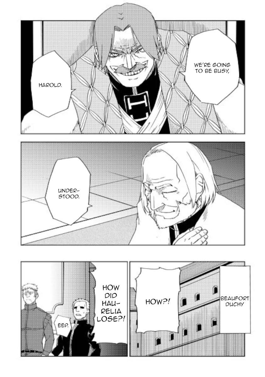 Isekai Tensei Soudouki Chapter 69: Receiving Notice page 12 - Mangakakalot