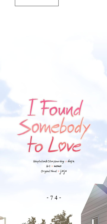 I Found Somebody To Love Chapter 74 page 2 - Mangakakalots.com