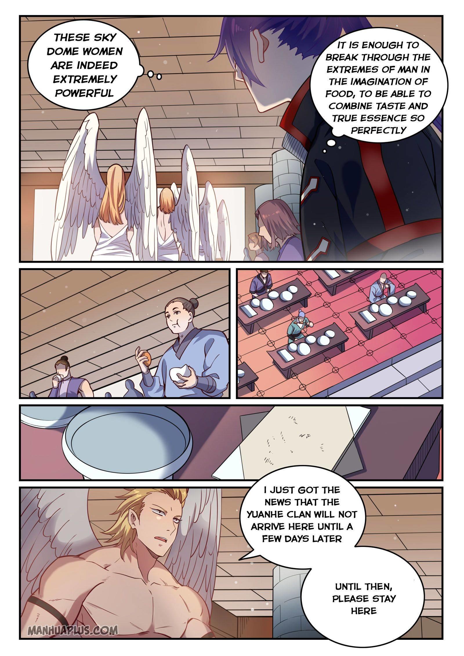 Apotheosis Chapter 748 page 12 - Mangakakalots.com