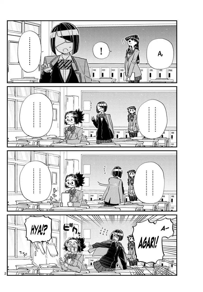 Komi-San Wa Komyushou Desu Vol.9 Chapter 114: Everyone's Commnunication page 2 - Mangakakalot