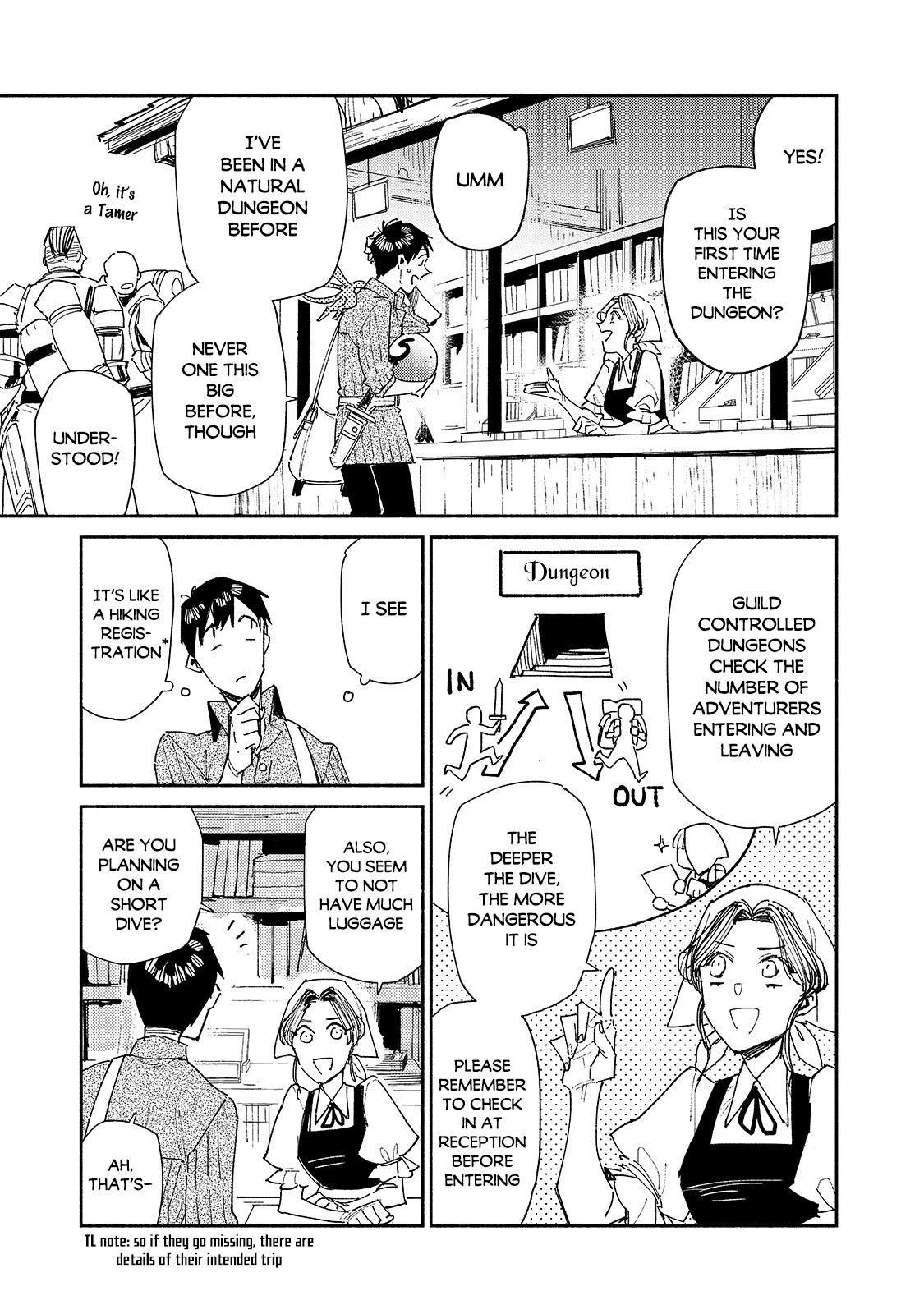 Tondemo Skill De Isekai Hourou Meshi Chapter 43: Entering The Dungeon page 4 - Mangakakalots.com