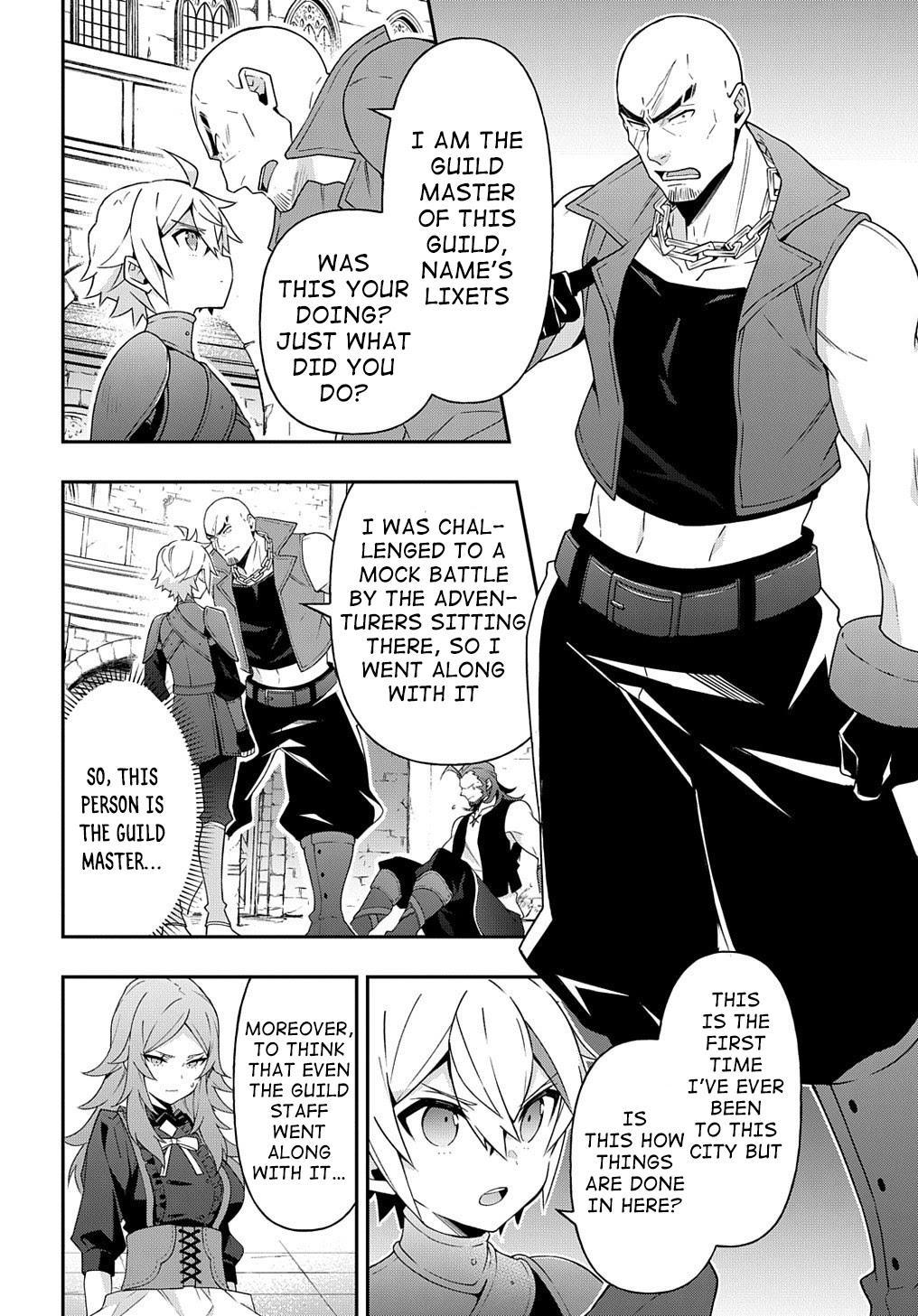 Tensei Kizoku No Isekai Boukenroku ~Jichou Wo Shiranai Kamigami No Shito~ Chapter 33 page 14 - Mangakakalots.com