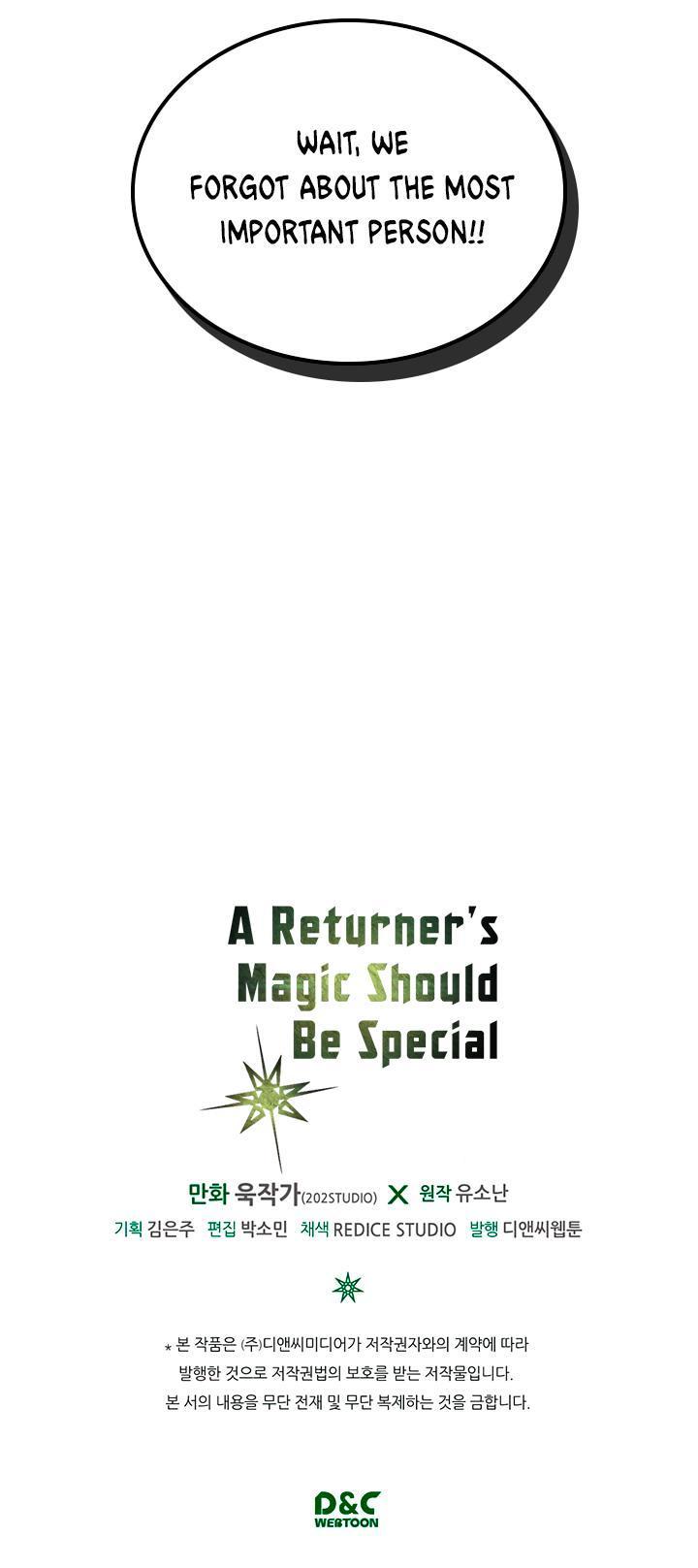 A Returner's Magic Should Be Special Chapter 63 page 38 - Mangakakalots.com