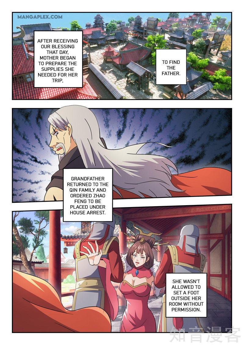 Martial Master Chapter 463: It's Risky page 2 - Mangakakalots.com