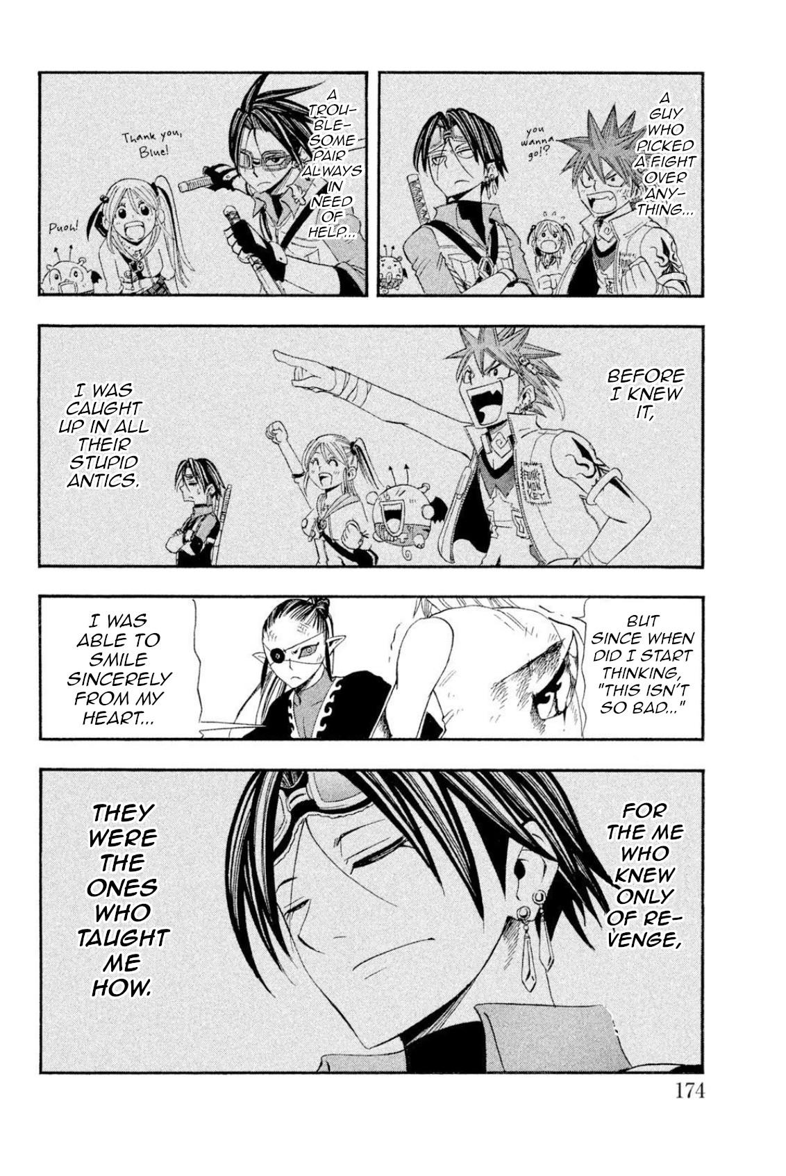 Buster Keel! Chapter 39: Feast Of God (Part 4) page 33 - Mangakakalots.com