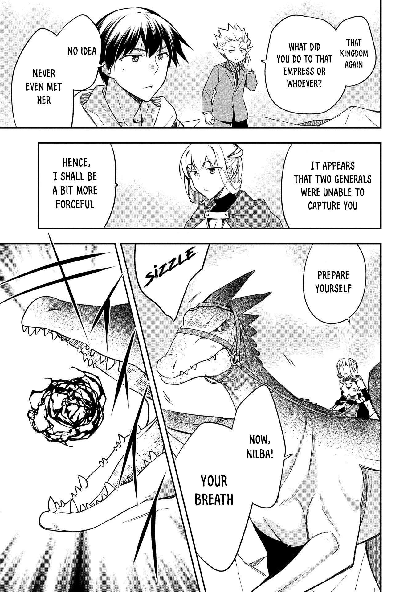 The Hero Who Has No Class. I Don't Need Any Skills, It's Okay. Chapter 27 page 26 - Mangakakalots.com