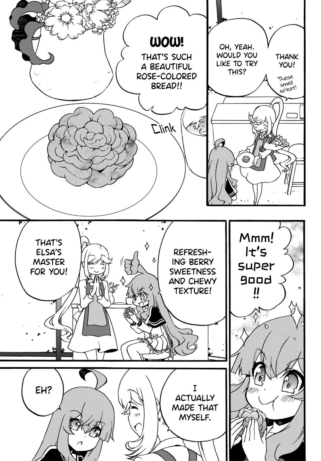 The Villainess Will Crush Her Destruction End Through Modern Firepower Chapter 51 page 5 - Mangakakalots.com