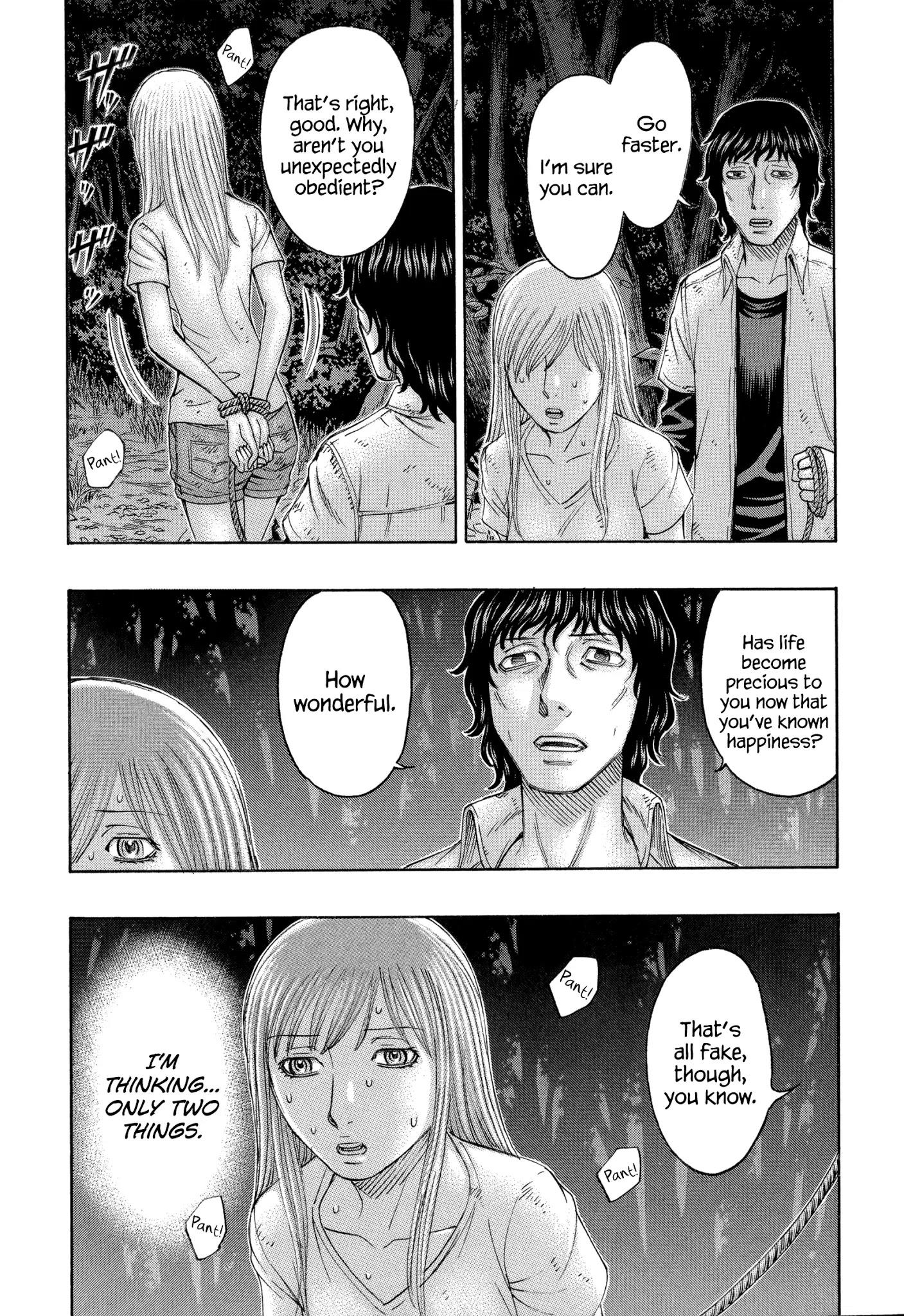 Suicide Island Chapter 161: What This Island Needs page 13 - Mangakakalots.com